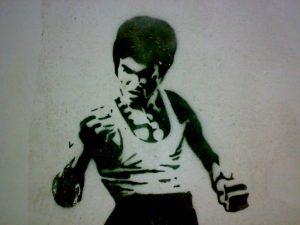 Bruce_Lee_Stencil
